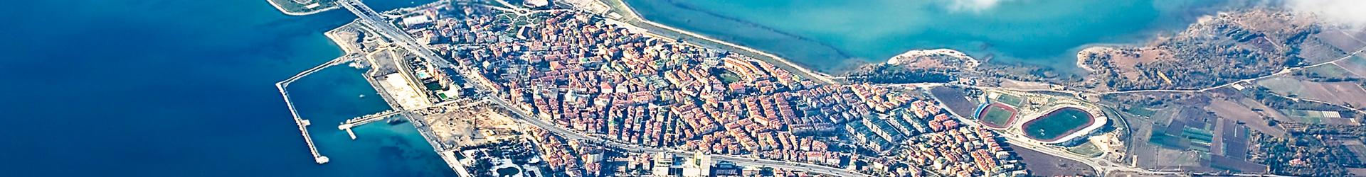 טורקיה במבט ממעוף הציפור